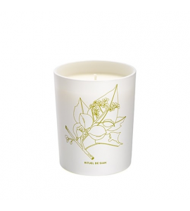 Les bougie phyto-aromatiques Siam