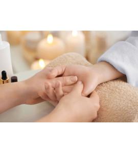 Soins spa des mains  + Manucure + Pose vernis