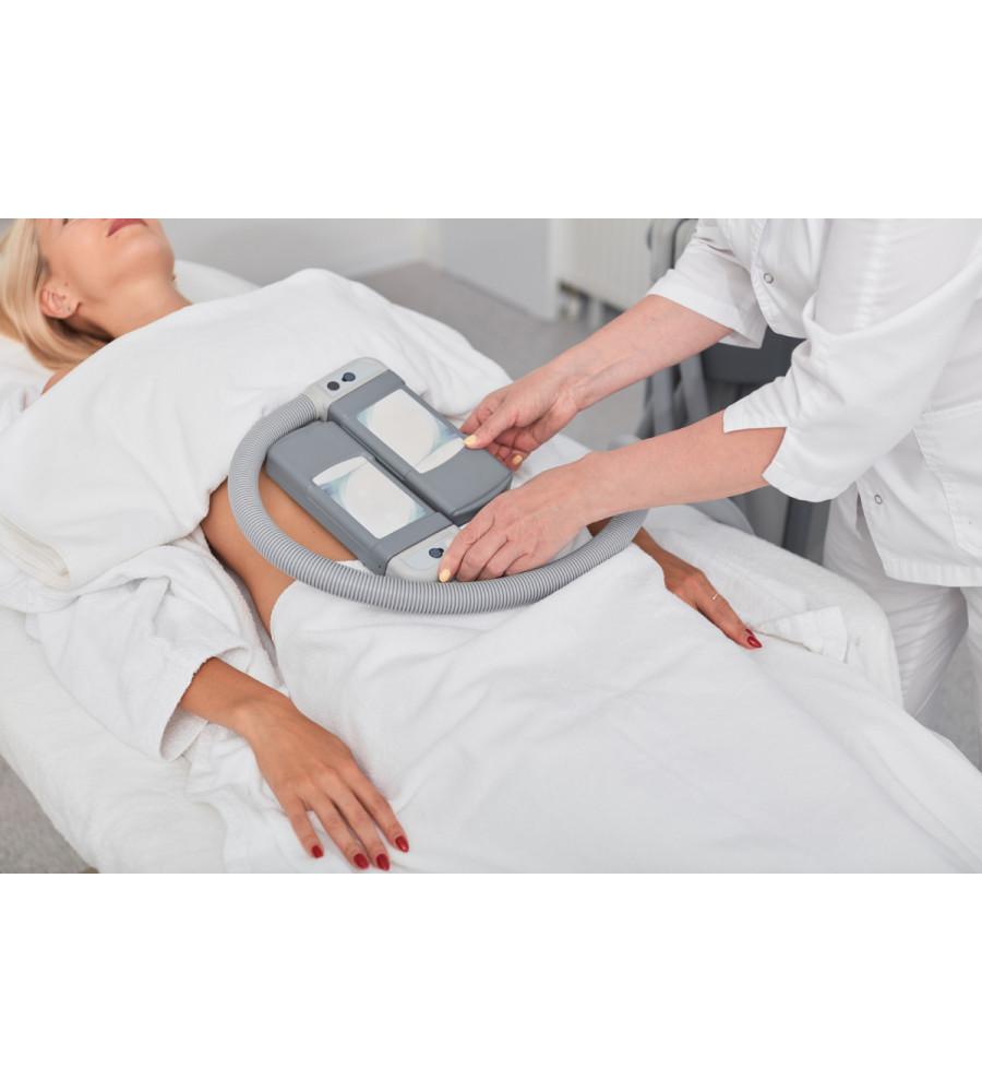Cryolipolyse à plaques - Forfait 5 séances