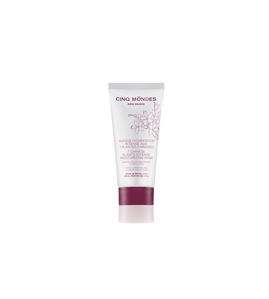 Masque hydratant intense