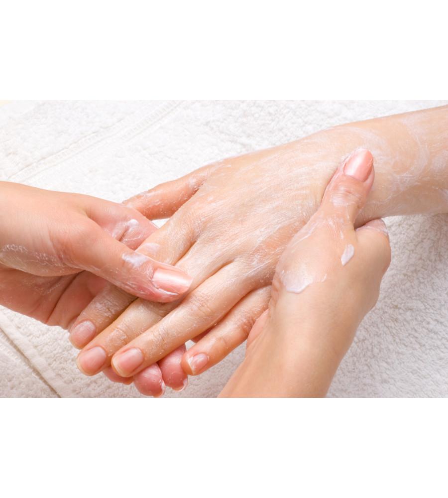 Soins spa des mains