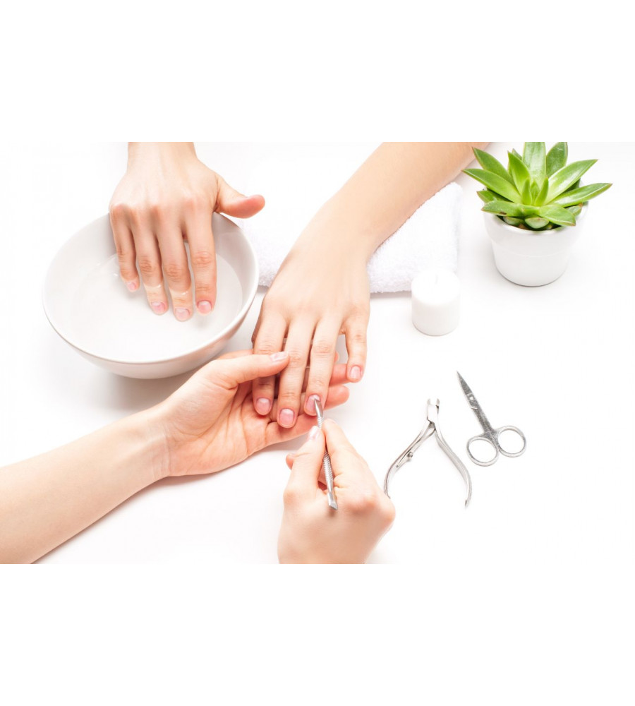 Soins spa des mains  + Manucure  + Pose french